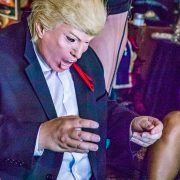 And the Trumpus is Phone-less