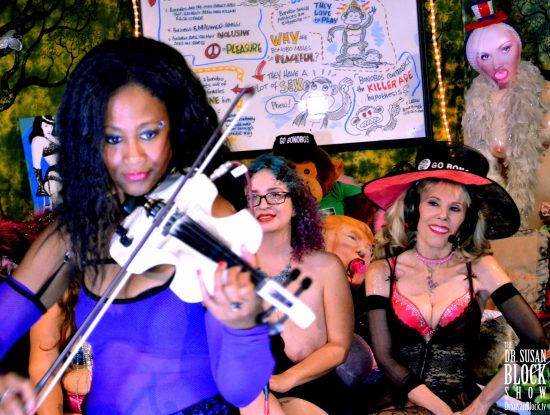 Music of the Erotic Spheres for our orgasming ears. Eargasms! Photo:: Tasra