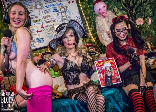 Riley gets spanked for Speakeasy Journal's upcoming SPANKING issue. Current issue: Splosh 'n' Art. Photo: Jux Lii
