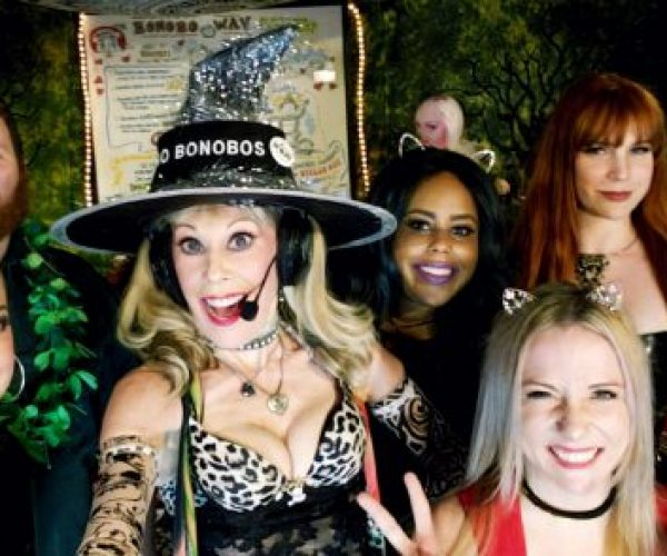 """Kink Month Cosplay LiVE This Saturday Night 