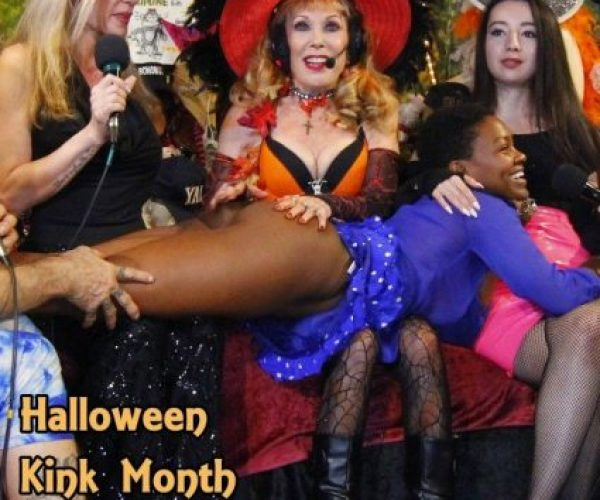Halloween Kink Month Climax 2018