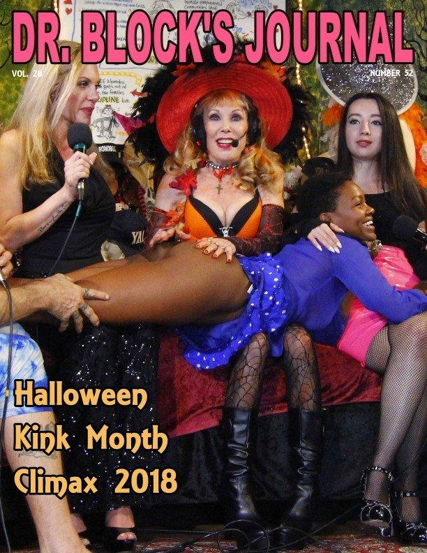 COVER HALLOWEEN spanking