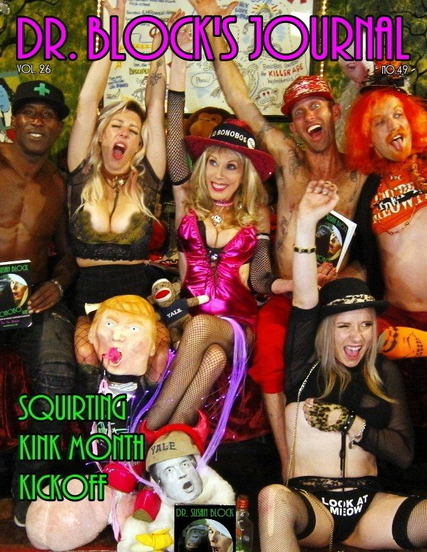 COVER KINKMONTH SQUIRT