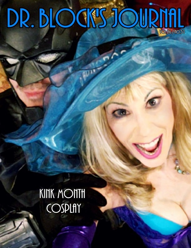 Kink Month Cosplay