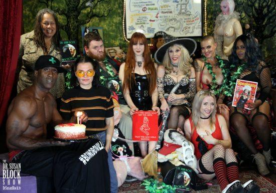 Kink Month Chorus. Photo: Slick Rick