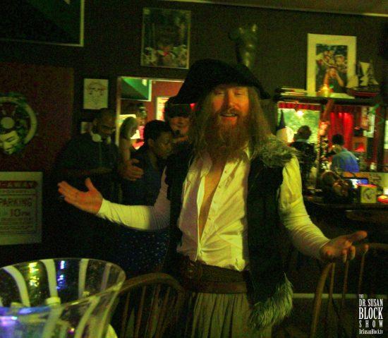 Mita the Pirate. Photo: Onyx