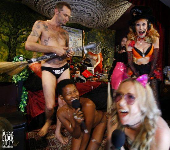 Real Men Wear Pussy Panties. Photo: Onyx