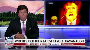 Tucker Carlson gets in on the Hexing