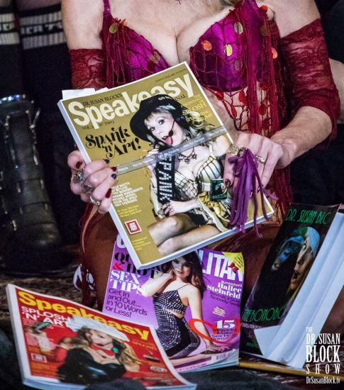 We have a Magazine Fetish. Photo: Jux Lii