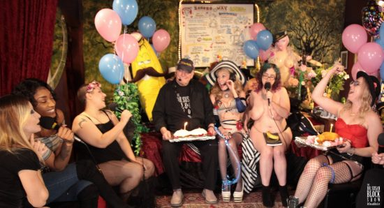 Scorpio Celebration. Photo: Hef