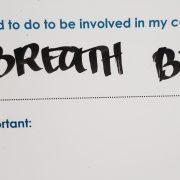 My Goal: Breath Better