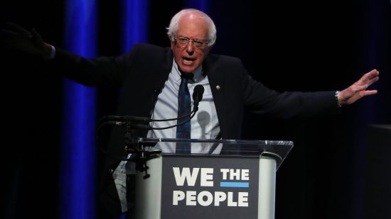 WE the PEOPLE want BERNIE 2020: Not Me. US.