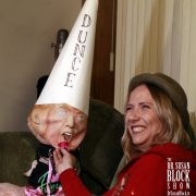 Gagging Trump the Dunce