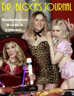Masturbation Month is COMING…