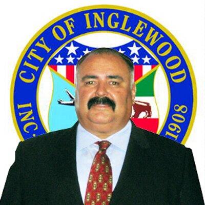 Inglewood Councilman Alex Padilla (Hector's uncle)