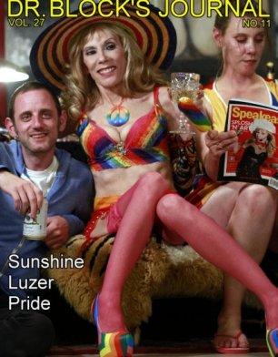 "Summer Solstice ""Sunshine Luzer Pride""+ Impeach tRump for #TrumpCamps!"