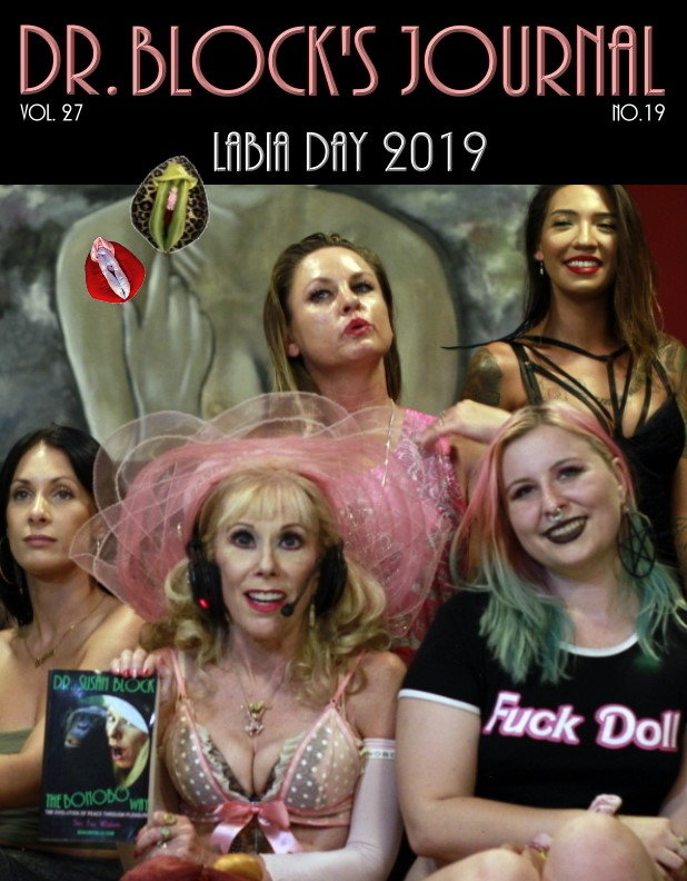 Labia Day 2019 live from the Womb Room!