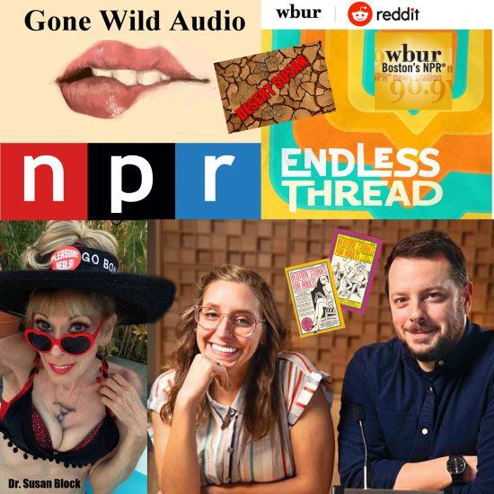 NPR-GoneWildAudio_DrSuzy
