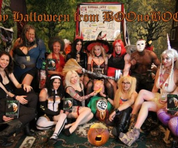 Kink Month Halloween Impeachment Party in BOOnoBOOville Bla Bla