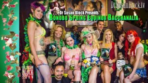 Bonobo Spring Equinox Bacchanalia