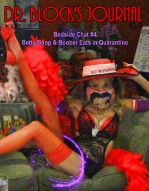 BEDSIDE CHAT 4: Betty Boop & Boober Eats in Quarantine