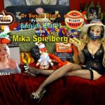 Bedside Chat 17 with Mika Spielberg + Happy Wiener Day!