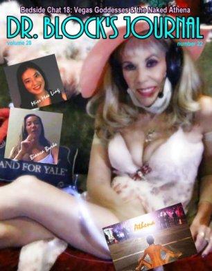 Bedside Chat 18: Vegas Goddesses & the Naked Athena