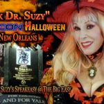 DomCon Halloween in New Orleans: Dr. Suzy's Speakeasy in the Big Easy!