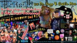 F.D.R. (F*ck Da Rich): Sex, Sleazy Cops, Republican Brains & the Great Unvaxxed